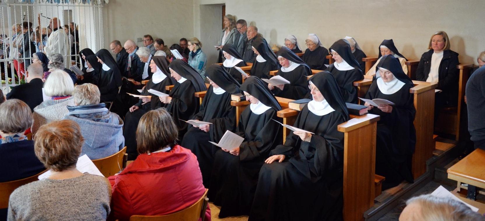 Benediktinerinnen Steinfeld