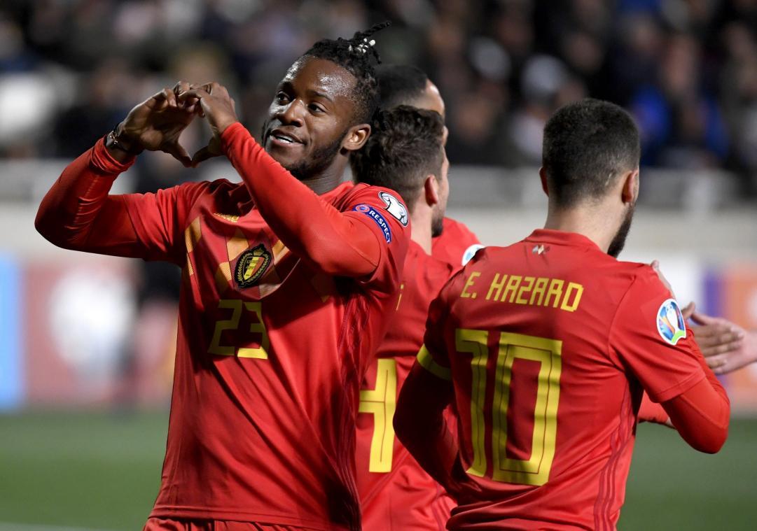 Belgien Weltrangliste