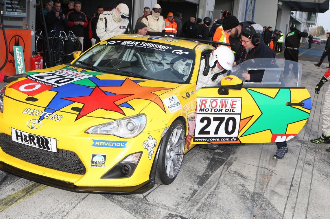 24 Stunden Am Nürburgring Marc Duez Darf Nicht Starten