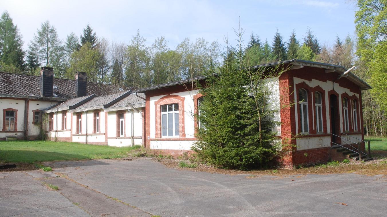 Ehemaliges Lazarett Am Lager Elsenborn Steht Zum Verkauf