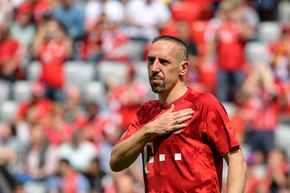 Ribéry Und Robben Setzen Sahnehäubchen Auf 29