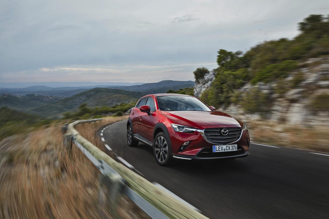 Mazda Macht Es Mit Dem Neuen Suv Eben Anders Grenzecho