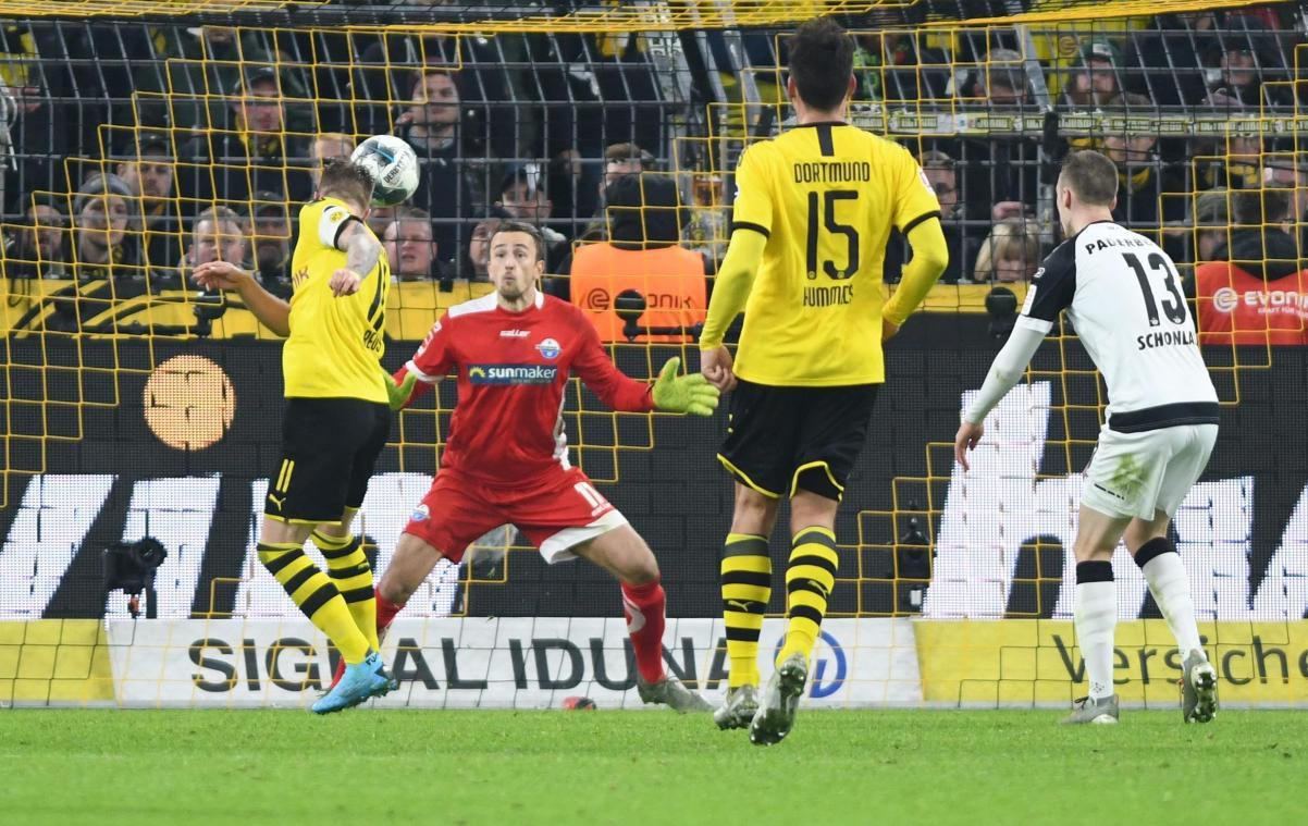 Dortmund Wendet Weitere Niederlage Gegen Paderborn Spat Ab