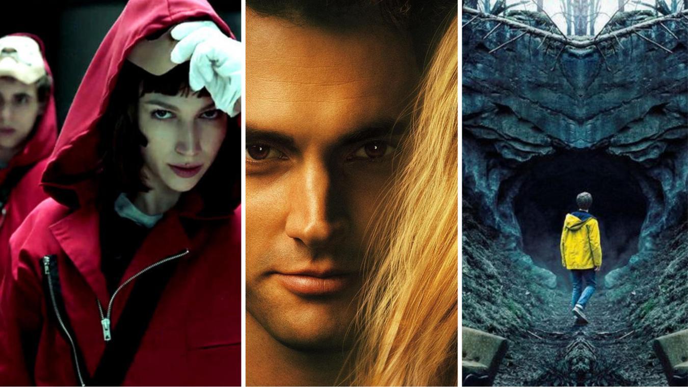 Netflix Science Fiction Serien