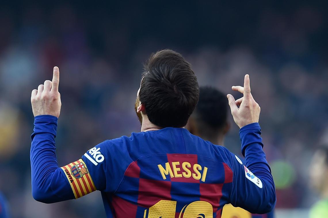 Lionel Messi Verletzt