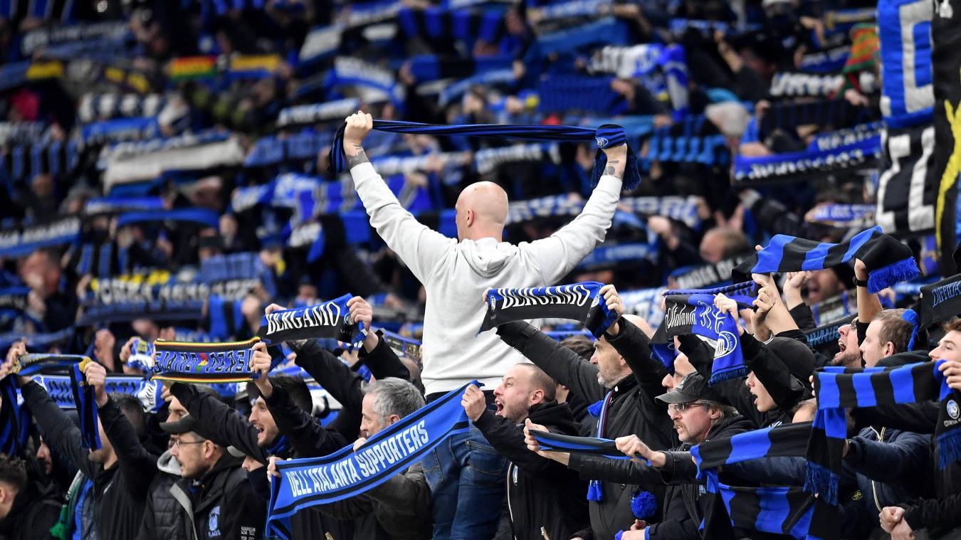 Bergamo Fußball
