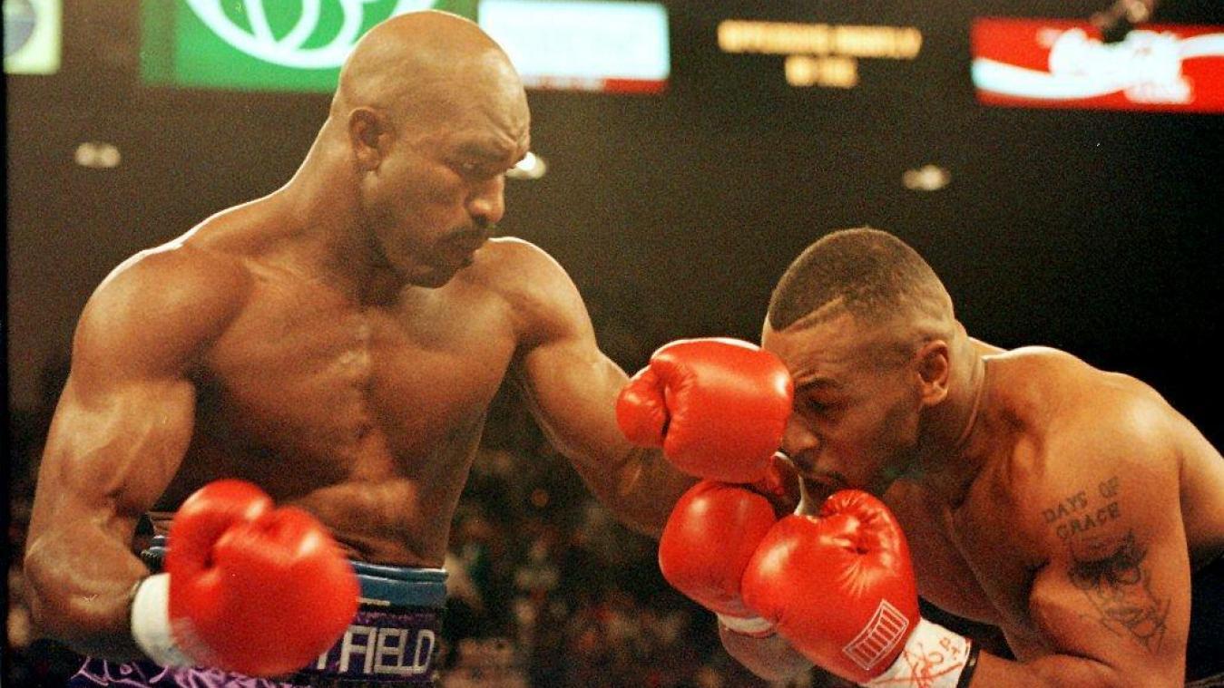 Boxkampf Tyson