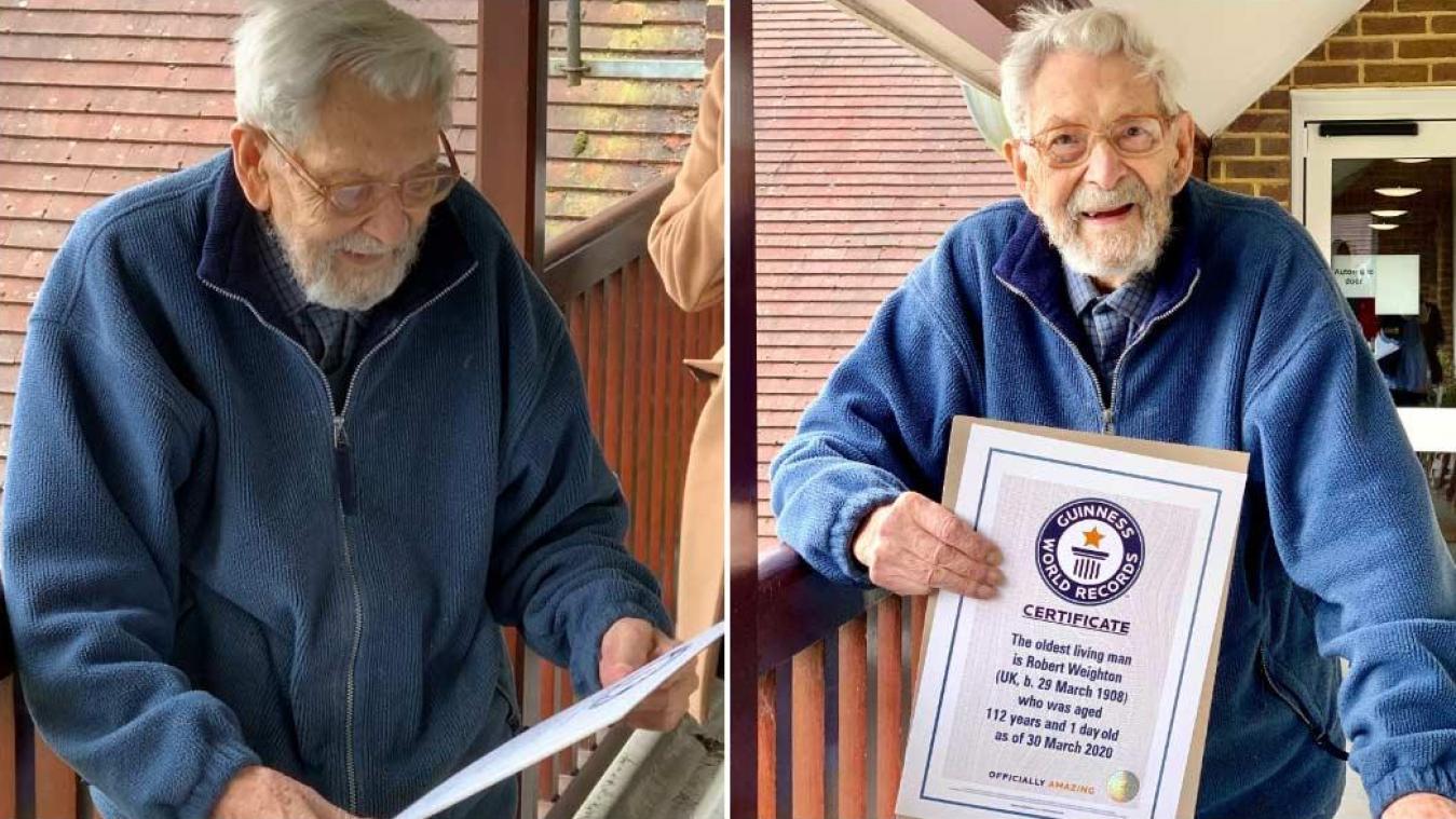 ältester Mann Der Welt 179