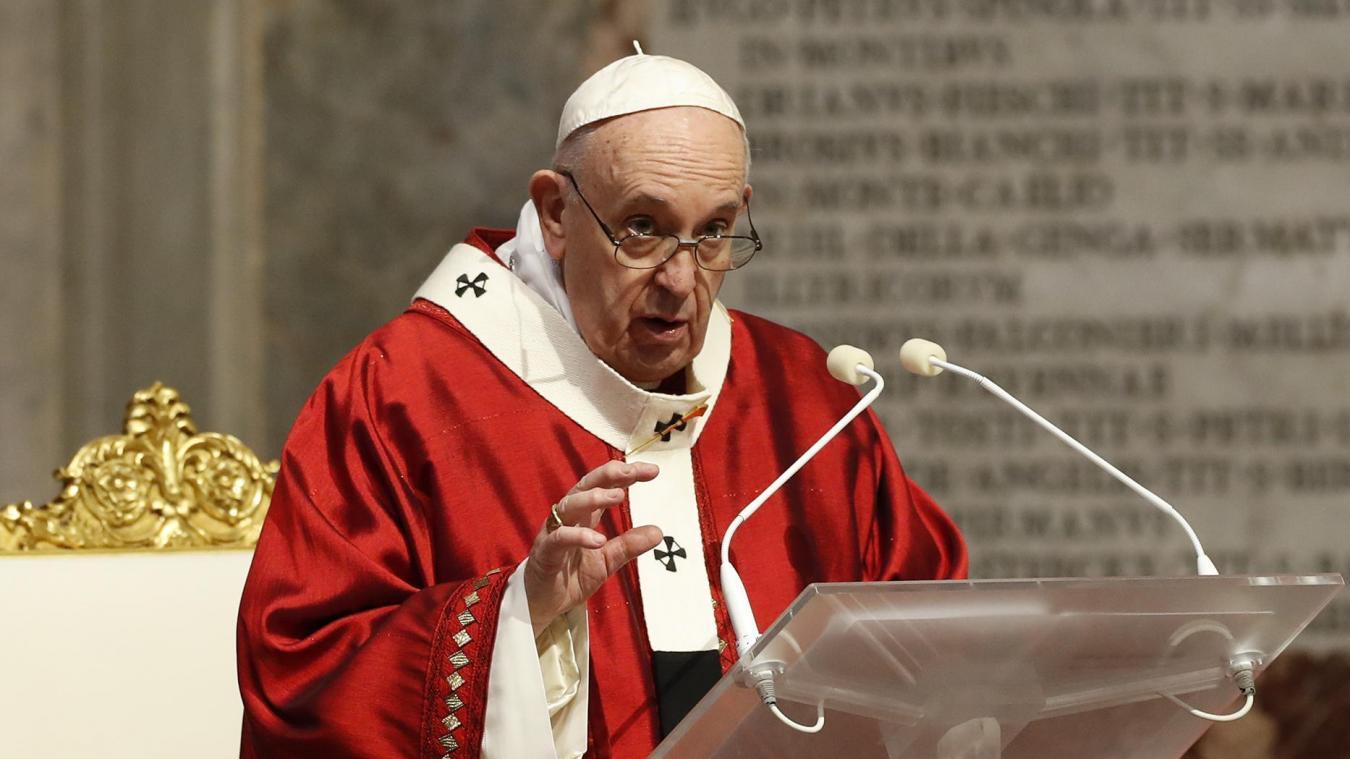 """Papst Franziskus mahnt: """"Alles wird anders sein, besser oder schlechter"""" -  GrenzEcho"""