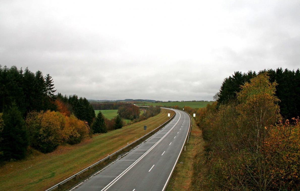 Verkehr A60