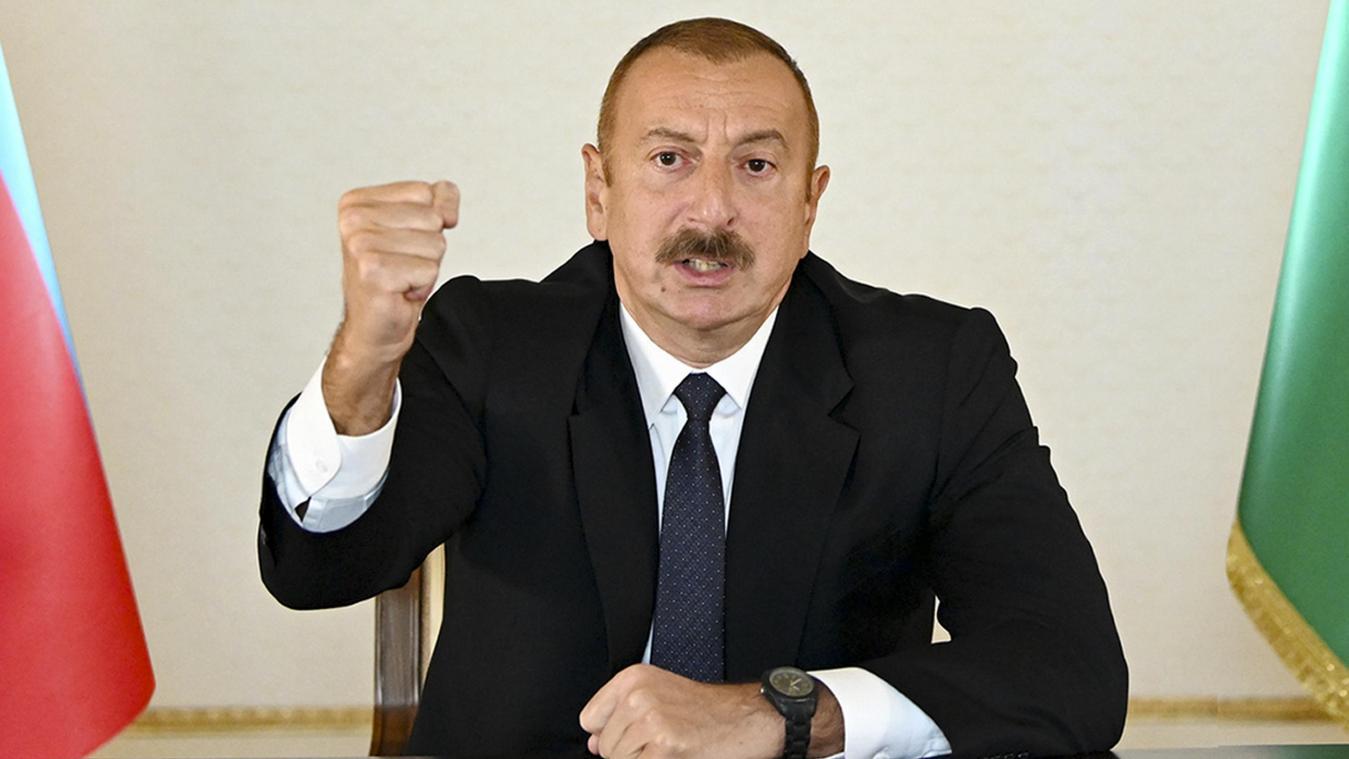 Kriegszustand Aserbaidschan Ordnet Teilmobilmachung An Grenzecho