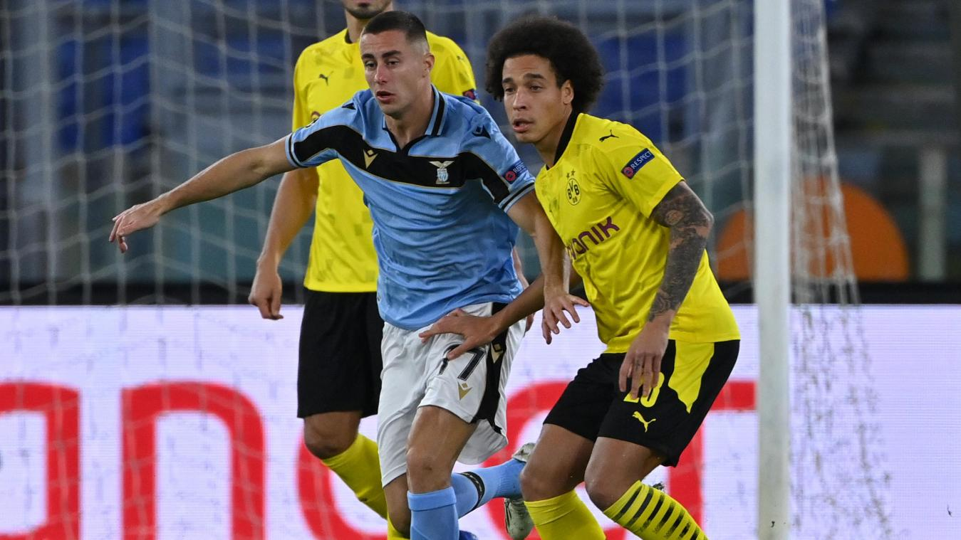 <p>Nationalspieler Axel Witsel</p>
