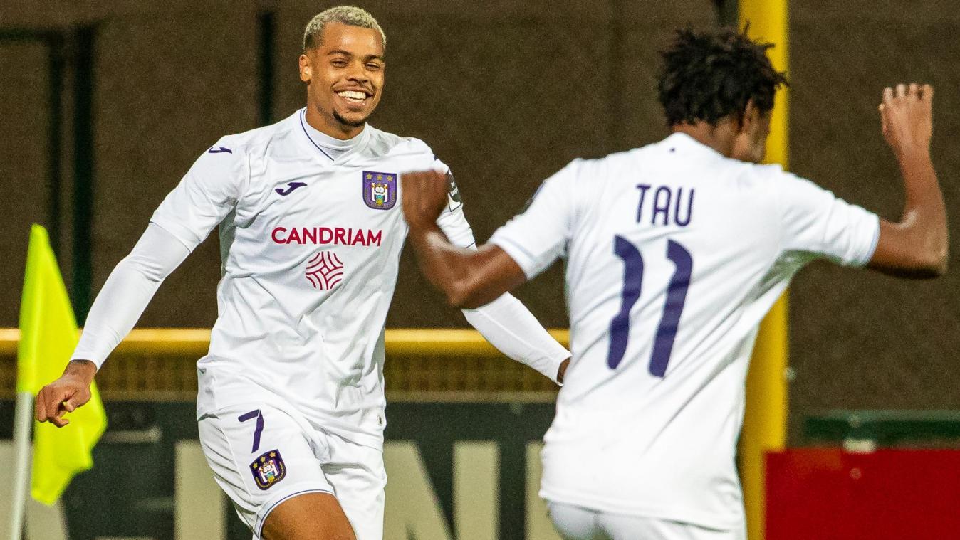3:1 in Kortrijk – Nmecha und Tau bringen Anderlecht den Sieg - GrenzEcho