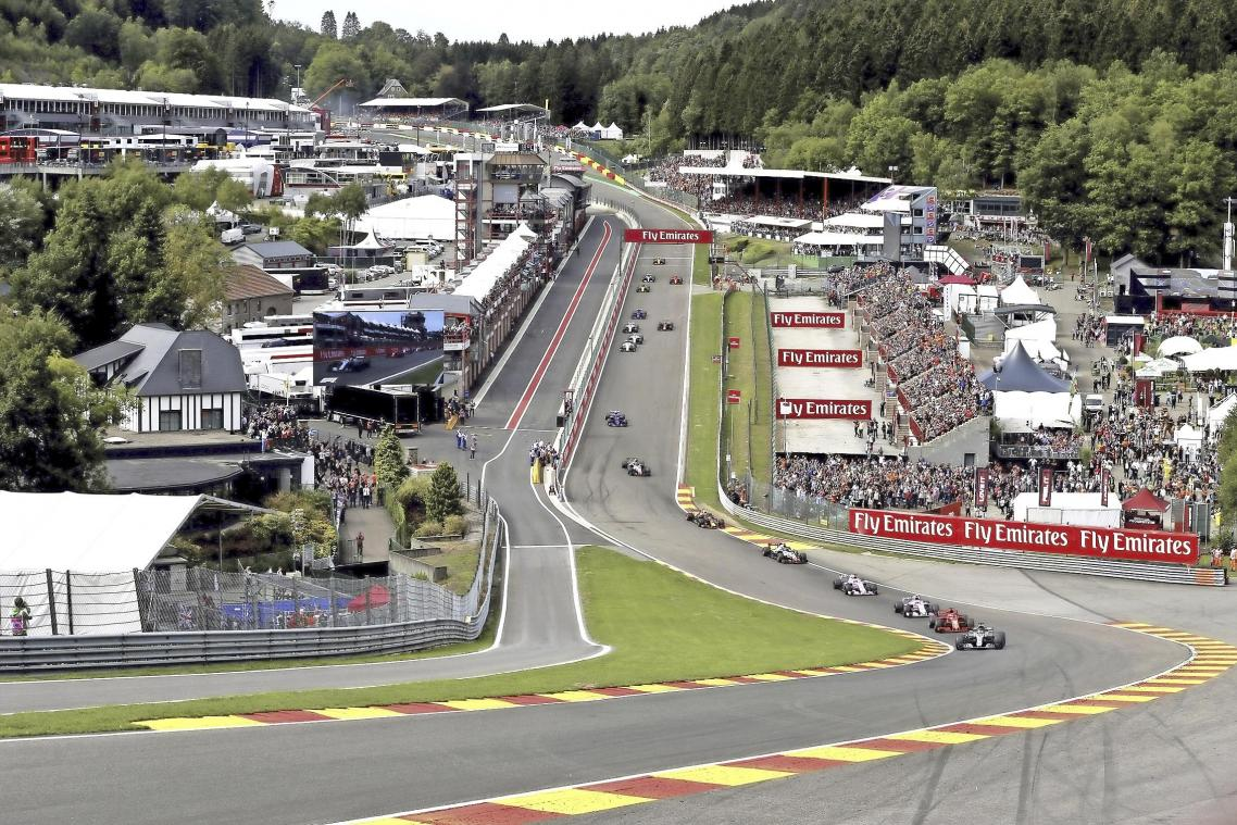 Wetter Spa Francorchamps