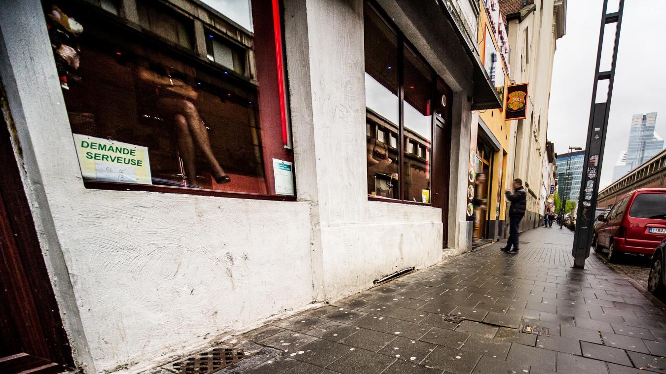 Prostitution in der Region Brüssel wieder erlaubt - GrenzEcho