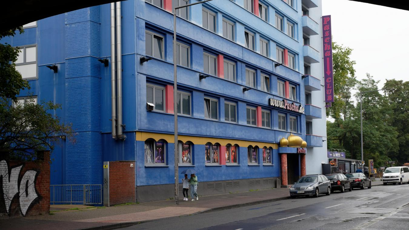 Koln pasha Cologne