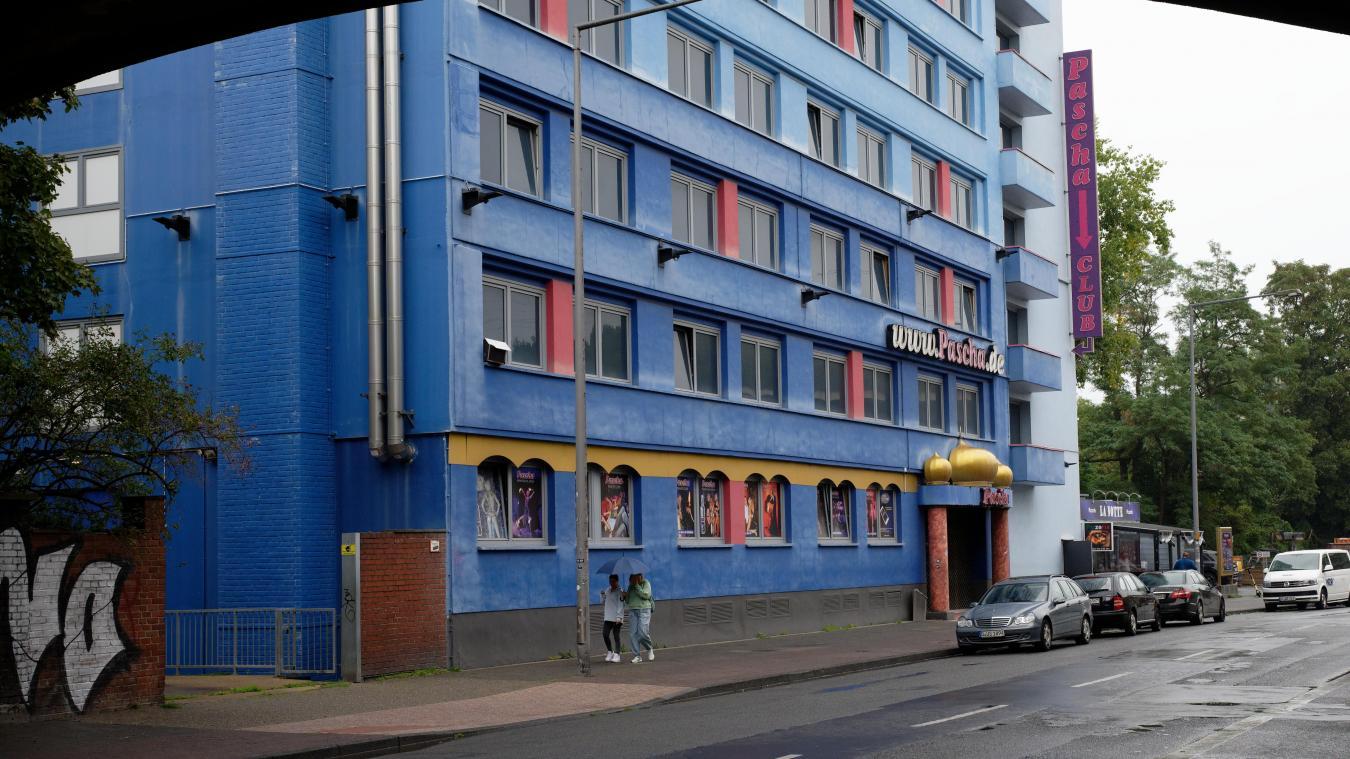 Hornstraße Köln