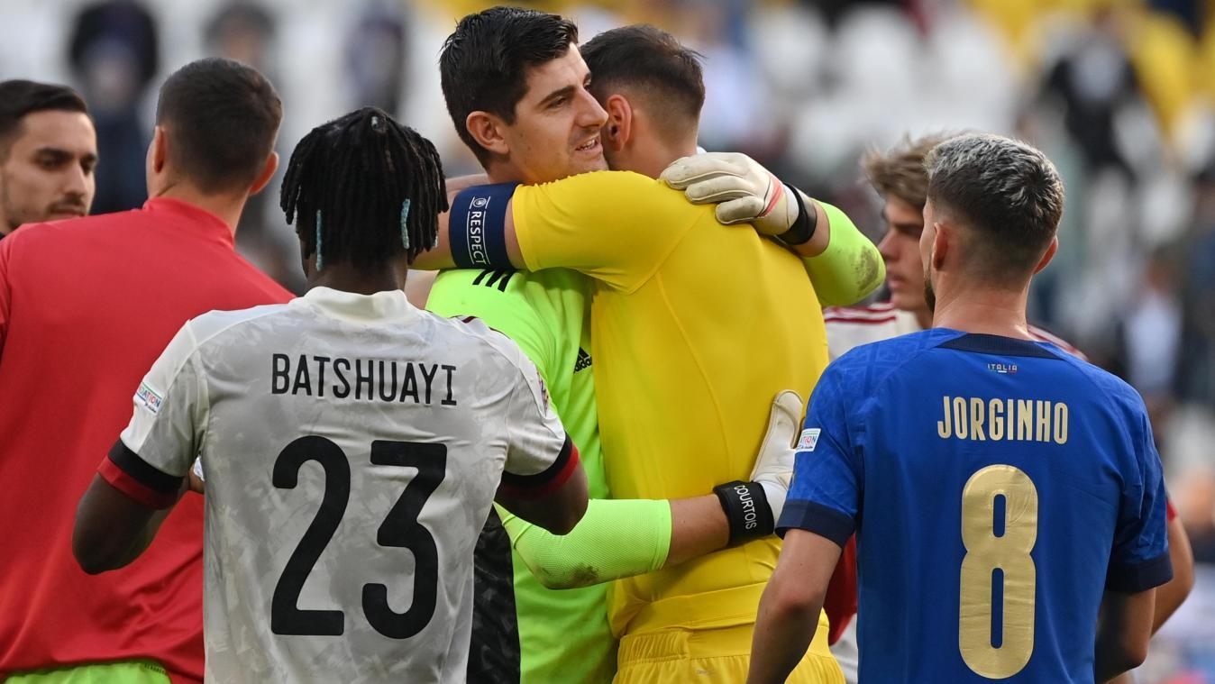 """Courtois mit Attacke gegen UEFA: """"Wir sind Spieler, keine Roboter"""" -  GrenzEcho"""