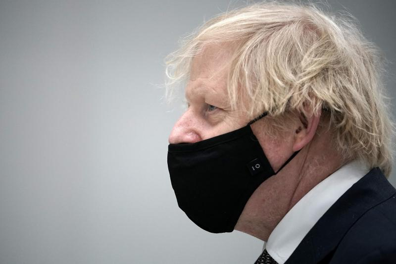 """<p></noscript> British Prime Minister Boris Johnson has confirmed that the outdoor areas of pubs and restaurants will be open in the UK from Monday next week. </ p>""""/><figcaption>British Prime Minister Boris Johnson has confirmed that the outdoor areas of pubs and restaurants will be open in the UK from Monday next week.  