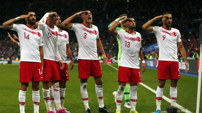 <p>epaselect FRANCE SOCCER UEFA EURO 2020 QUALIFICATION</p>